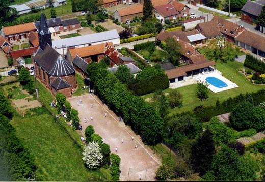 Hameau de Beaussart (commune de Mailly-Maillet)