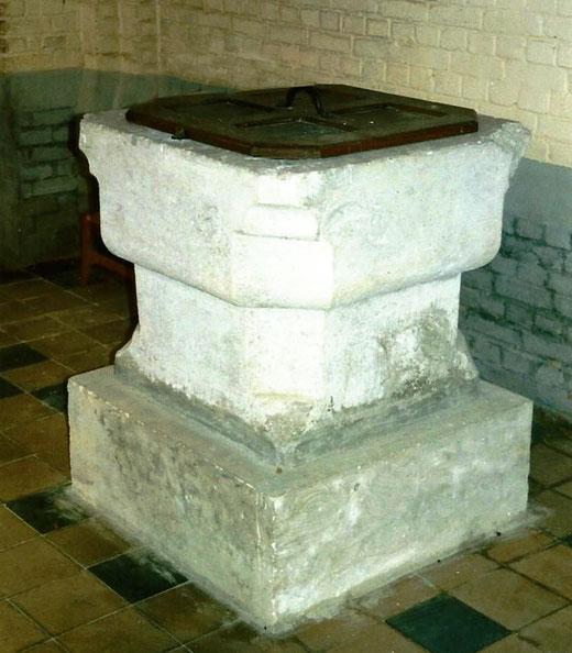 Eglise de l'Assomption de la Ste-Vierge de Fontaine-sous-Mondidier- Ph: Rémi Godbert