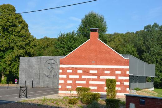 La nouvelle mairie de Fieffes-Montrelet