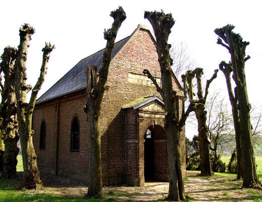 La chapelle de Cottenvillers à Bernaville- photo prise en 2012