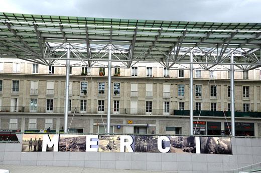 La verrière de la gare d'Amiens