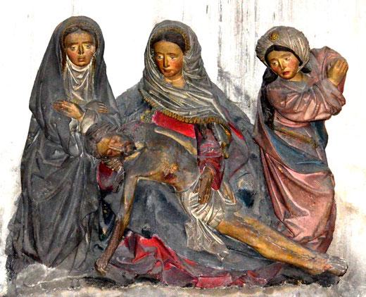 Amiens- la Pietà de l'église Saint-Rémi- Amiens