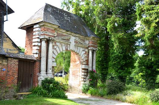 Hescamps- Hameau de Souplicourt-