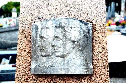 Au cimetière de Montdidier