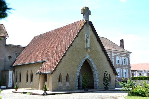 La chapelle de l'Ecole d'Agriculture