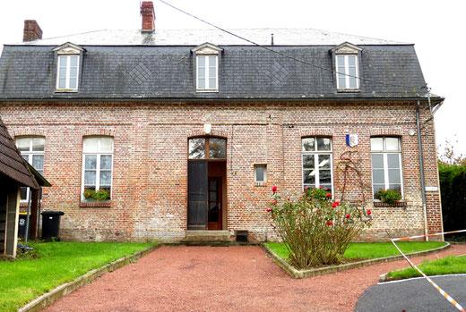 Mairie du Mazis- Photo: Gégé d'Oisemont-Photo: Gégé d'Oisemont