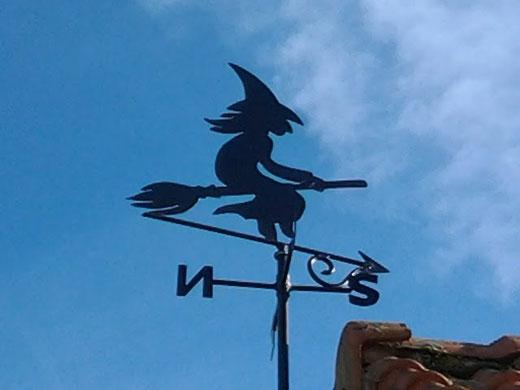 Un passionné de girouettes à Feuquières-en-Vimeu: Thierry Wattré- 26 rue Balzac