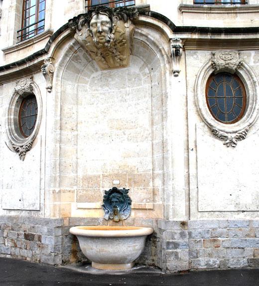 Amiens- Fontaine Saint-Jacques