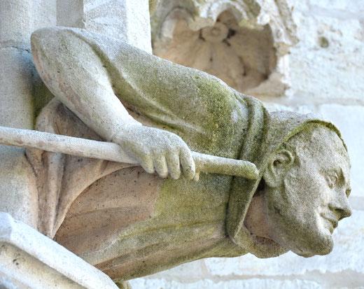 Antoine Goze- par A Ramboue- Cathédrale d'Amiens