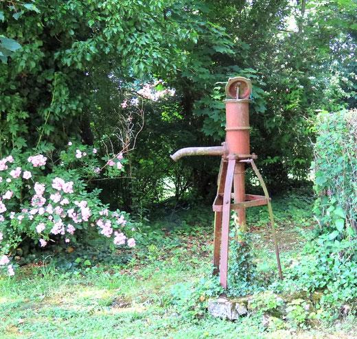 Flixecourt: dans le parc du château de Hesse-Photo: Jacques Fouré