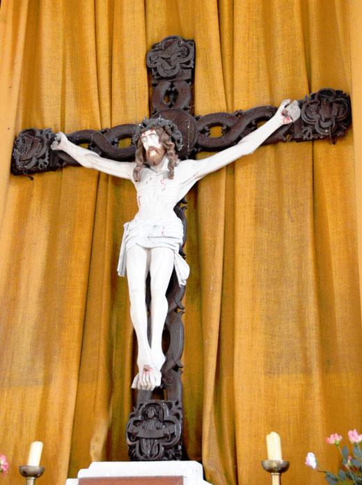 Le Christ de Languevoisin-Quiquery