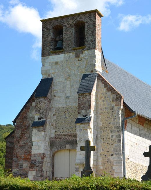 Eglise de Monthières (Bouttencourt)