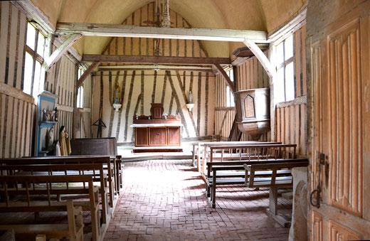 Eglise de Croquoison (commune d'Heucourt-Croquoison)