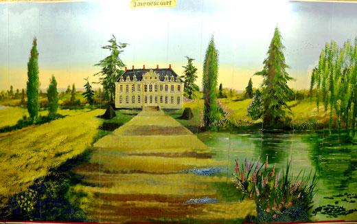 Le château de Davenescourt