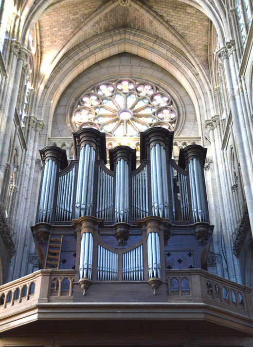 Amiens- Eglise Saint-Remi