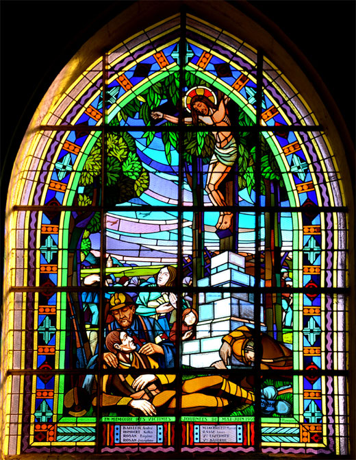 Eglise de Franleu- Photo: Patrick Danzel d'Aumont