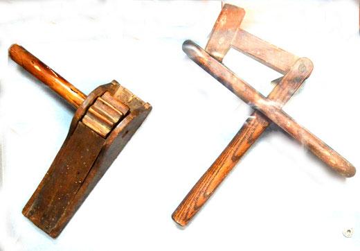 Crécelle et Martelet (ou clapet en picard)