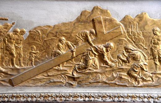 Devant d'autel de l'église de Crécy-en-Ponthieu