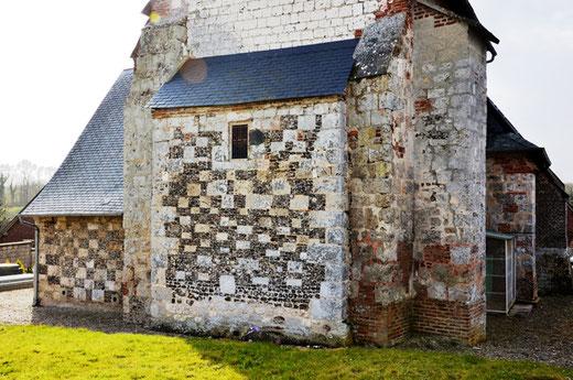 Eglise de Maisnières-en-Vimeu
