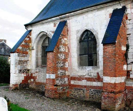 Eglise d'Eramecourt (commune d'Equennes-Eramecourt)