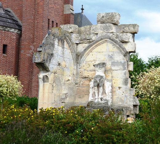 Chapelle de l'Ecce-Homo à Laucourt