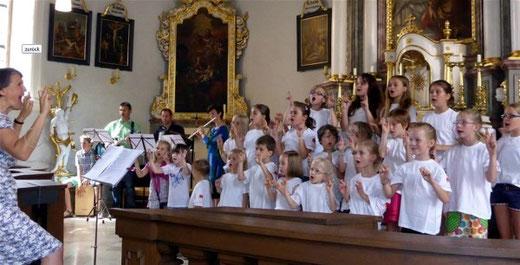 Singkreis für Kinder - 2015