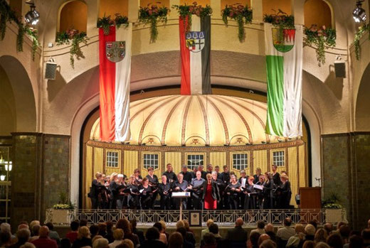 Chorissimo - Wandelhalle Bad Kissingen - 2017 - Leitung: Christine Geiger