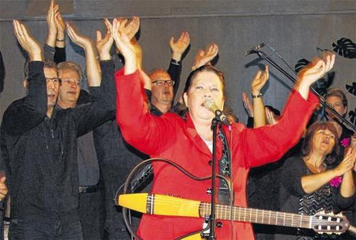 Singsucht V - mit Kathy Kelly - 2014