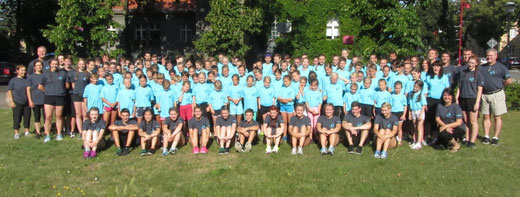 Deutsch-Amerikanisches Sommercamp 2014