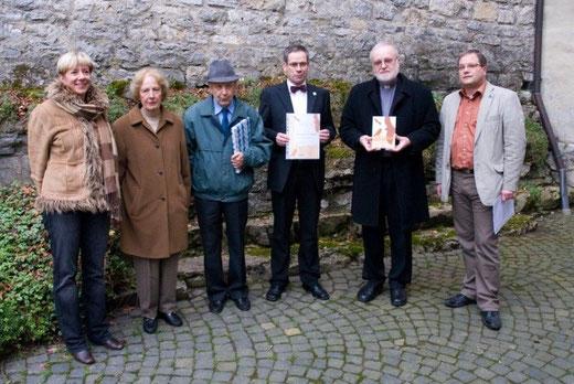 """Gemeinsam für mehr Artenschutz: Bei der Aktion """"Lebensraum Kirchturm"""" arbeiten NABU-Gruppen und Kirchen zusammen - hier an der Schlosskirche in Haigerloch."""