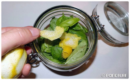 Credenza Per Liquori : Liquore basilico e limone il blog di pand