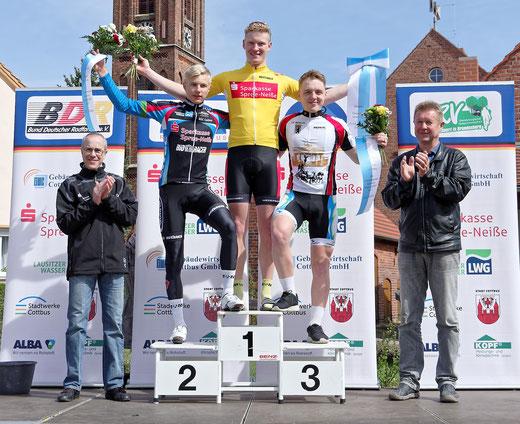 Gesamtsieger 2015 Leo Appelt LV Niedersachsen
