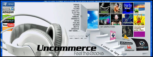 Uncommerce - Feel the Groove