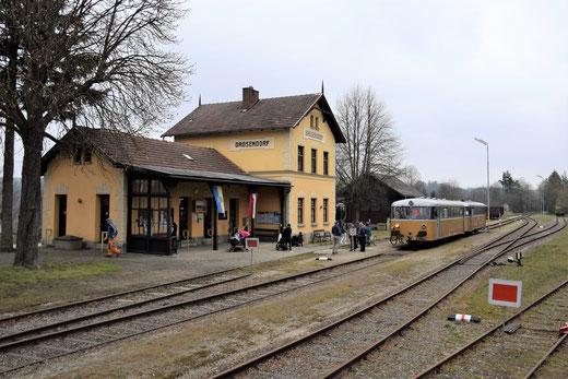 Bahnhof Drosendorf