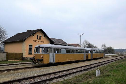 Bahnhof Nieder Fladnitz