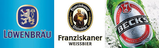 ® Markennamen und © Anheuser-Busch InBev Germany Holding GmbH, Bremen