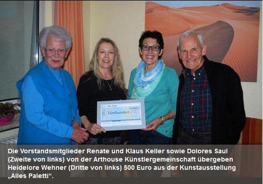 Foto: Usinger Anzeiger 13.11.2015 M.Götz