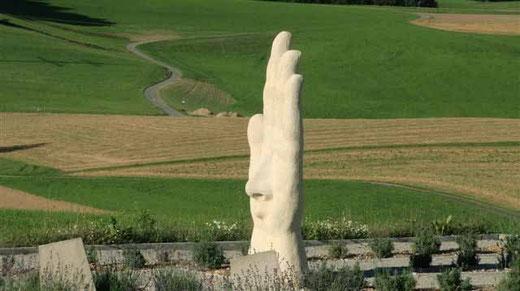 KunstLabyrinth der Verwandlung - Monument