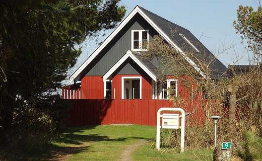 Das kleine Fischerhaus an der Ho-Bucht