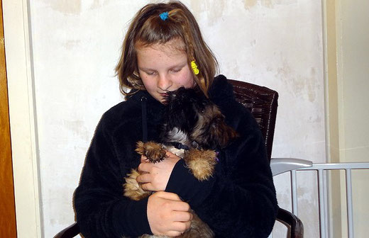 Lina und Femi