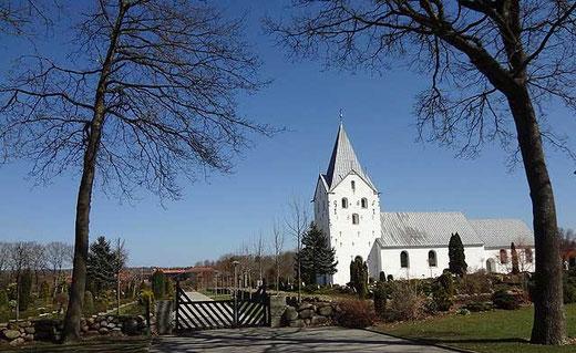 Kirche in Gram