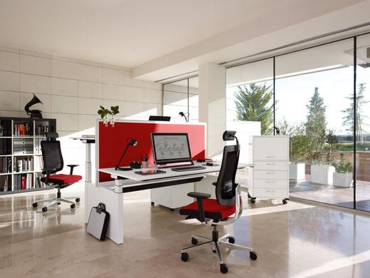 Büromöbel Herne - Leidheuser Bürolösungen