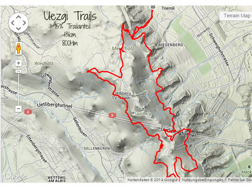 Uezgi Trails