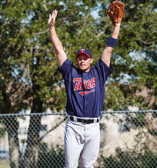 Michael Cuddyer con la maglia dei Twins (AP Images)