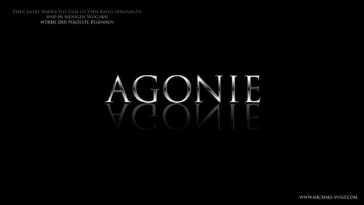 Michael Vogt - Agonie - Wallpaper