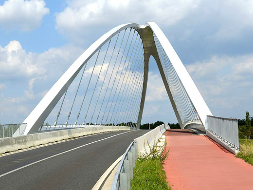 Voorbeeld generieke brug Stokrooie - © Ontwerp: Ney & Partners, copyright foto: J.L. De ru -photodaylight
