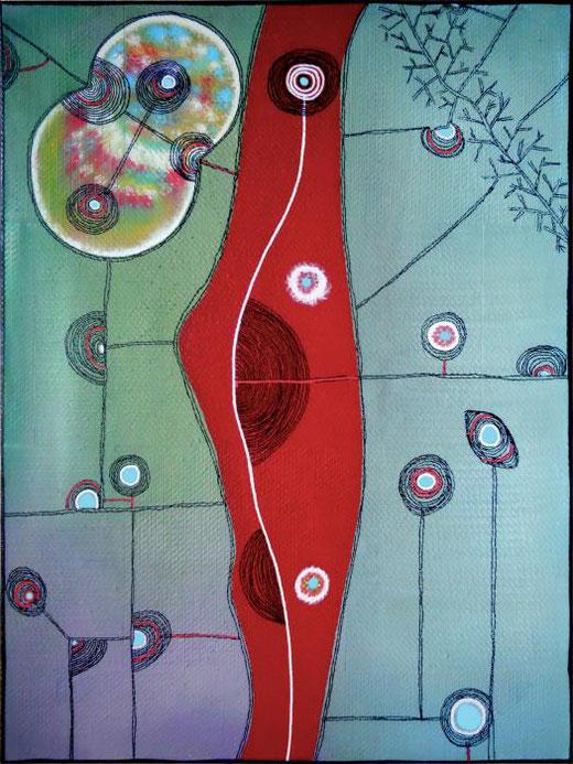 Griffi Roberta - Legami Tecnica mista, Carta, 21x30cm
