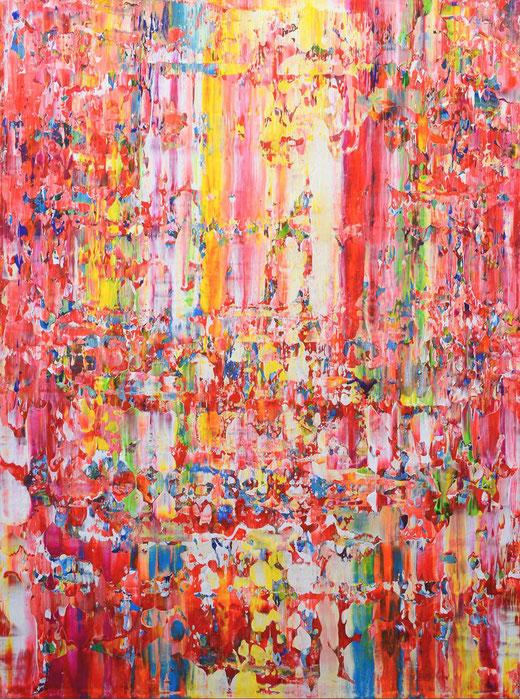 Viktor Bonn - Shine - olio su tela - 60 x 80