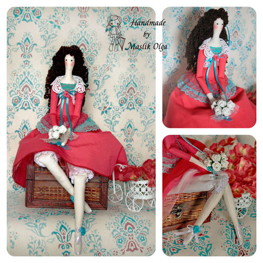 кукла тильда Маслик Ольга