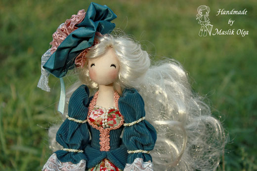 Тряпиенсы. Корейские куколки. Маслик Ольга